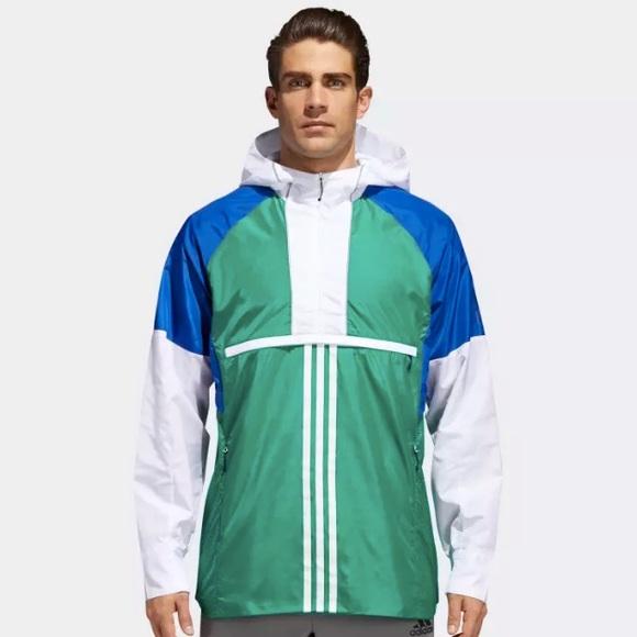49bb978055e2 Adidas ID Woven Shell Jacket
